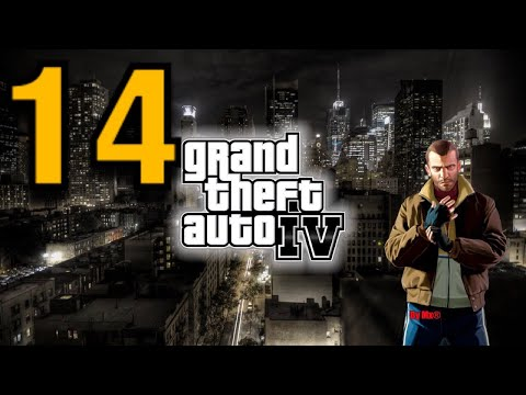 Grand Theft Auto IV - Part 14 - They Burnt It Down!!!