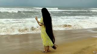 Long Hair | Pahadi Rapunzel | Bun Drop