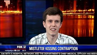 'Kiss Me I'm Desperate' guy Blake Grigsby joins Good Day