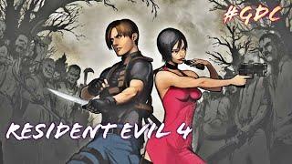 Resident Evil 4 - só armas modernas