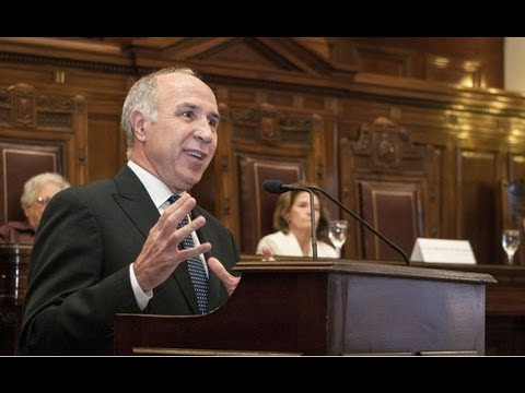 Lorenzetti present� el ciclo 2013 del Plan Nacional de Capacitaci�n Judicial