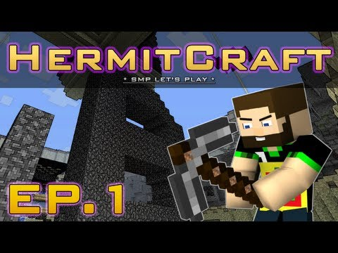 HermitCraft {Episode 1} We B