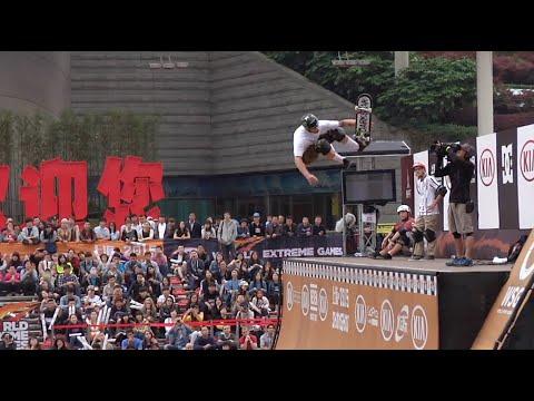 Kia World Extreme Games Vert Contest