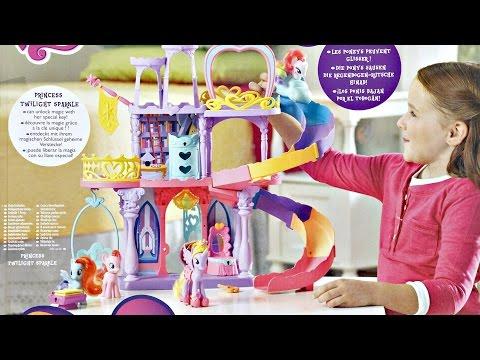 Friendship Rainbow Kingdom Playset / Tęczowe Królestwo Twilight Sparkle - My Little Pony - A8213