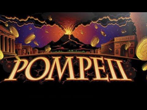 Pompeii slots - gratis Aristocrat Pompeii pokie online