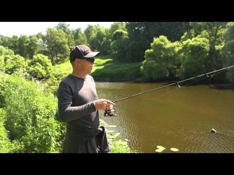 бесплатное видео о спиннинговой рыбалке