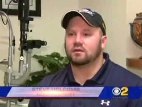 How Keratoconus Patient Steven Holcomb Won Gold Medal after Treated with C3-R, Cross-linking