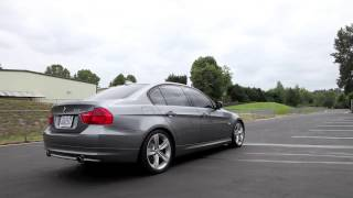 BMW 335I Muffler Mod | Old Video from Previous Job