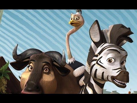 Мультфильм про зебру русский трейлер