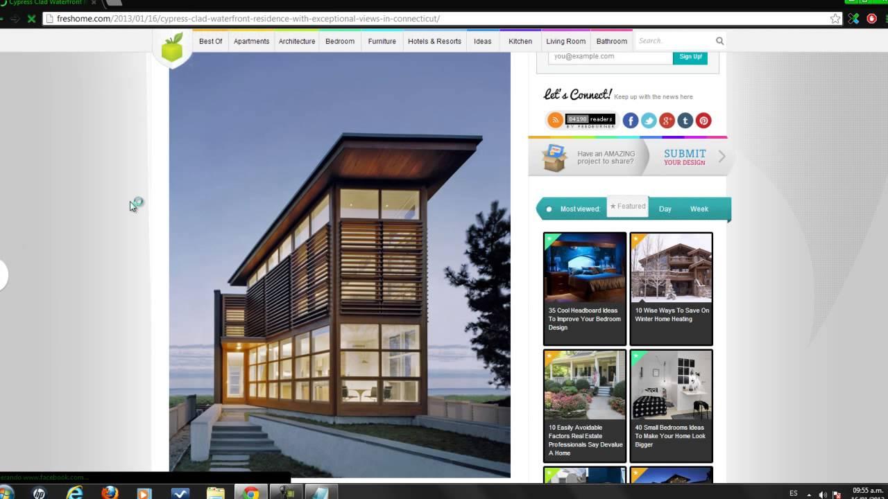Pagina para ver casas con planos y departamentos youtube for Ver planos de casas