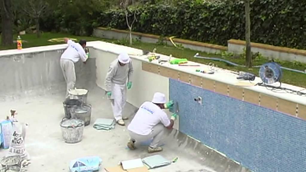 C mo instalar vidrepur en una piscina youtube for Instalacion hidraulica de una alberca