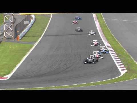 2014 スーパーフォーミュラ Round 2 FUJI Race2 オープニングラップ