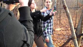 Hunger Games Spoof Bloopers