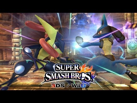 Super Smash Bros Wii U / 3DS - Gameplay Walkthrough [1080p] TRUE-HD QUALITY