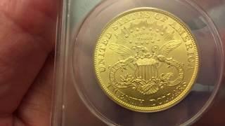 1904 $20 Gold Piece