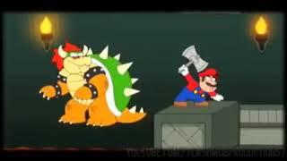 Super Mario rescues the princess (hilarious😂)