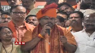 BJP candidate Raja Singh win from Goshamahal constituency  - netivaarthalu.com