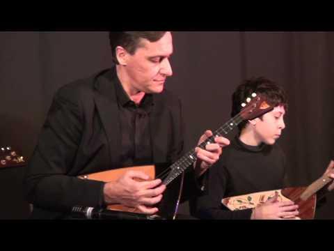Katioucha Ensemble BALALAIKA Micha Tcherkassky