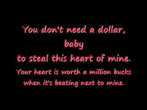Rufus - One Million Kisses Lyrics | MetroLyrics
