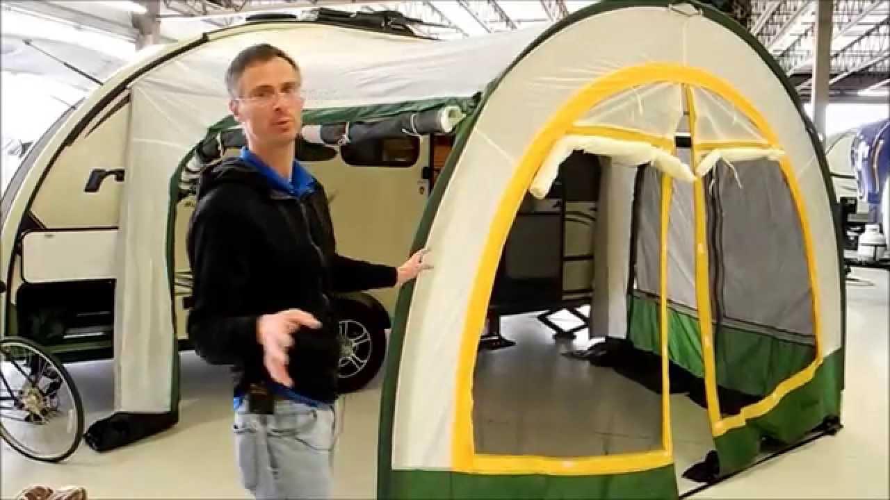 2014 R Pod 178 Tear Drop Retro Camping Trailer Rv Camper