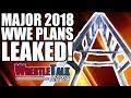 MAJOR WWE 2018 PPV Plans LEAKED! | WrestleTalk News Nov. 2017