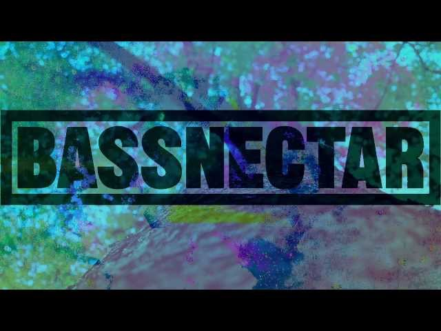 Bassnectar Remix Visualizer (MAX/MSP/JITTER)