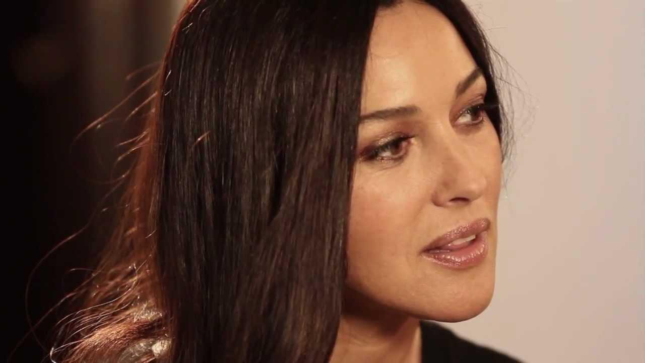 Monica Bellucci Interview Monica Bellucci Interview