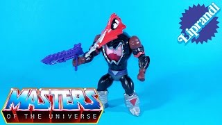MATTEL - MASTERS OF THE UNIVERSE MOSQUITOR RECENSIONE (ita)