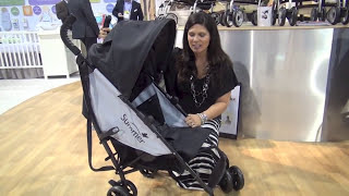The Budget Friendly Summer Infant 3D Flip Stroller