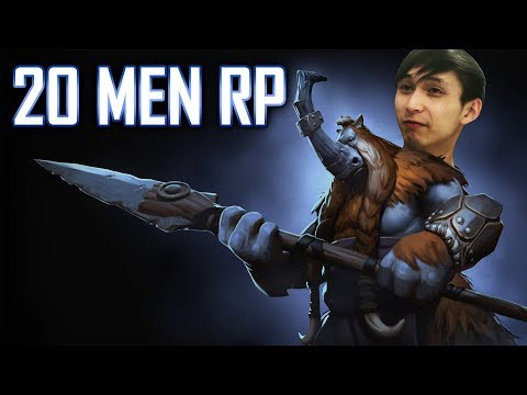 20 MEN RP - SingSing Dota 2 Highlights