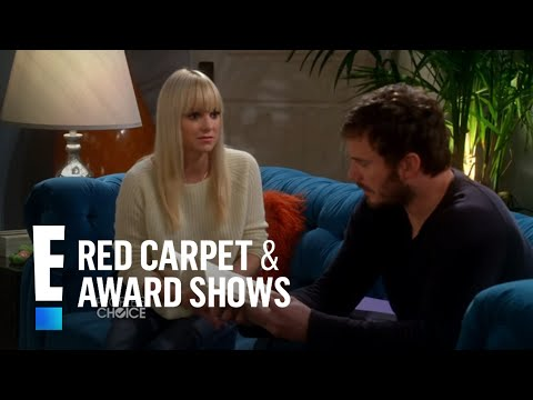 At Home with Anna Faris and Chris Pratt