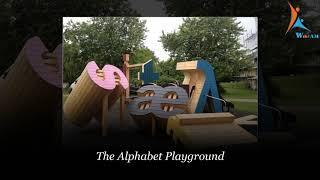 Khu Vui Choi Tre Em - The Alphabet Playground
