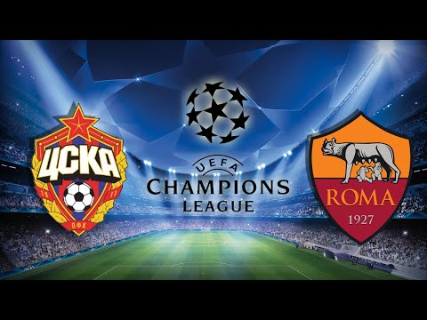 CSKA Mosca vs Roma Champions League FIFA 15