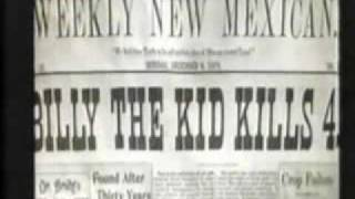 "Billy The Kid vs. ""Young Guns"""
