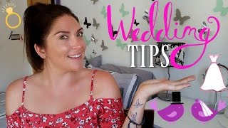 TOP 10 TIPS FOR A WEDDING ON A BUDGET | 2016