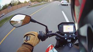 ClevelandMoto 2020 Zero SR/F Ride Video (Part 2)