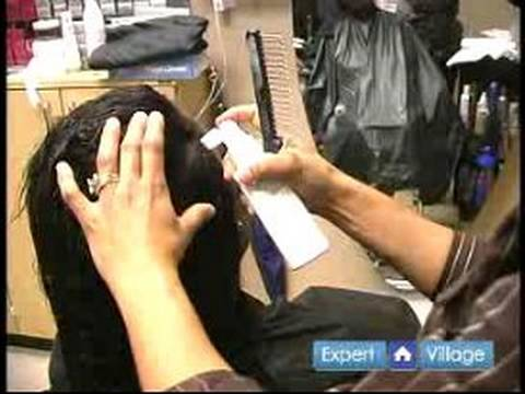 Salon Hair Treatments at Home : Salon Treatments at Home for Thinning Hair