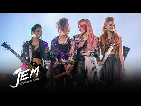 Jem And The Holograms - Featurette:
