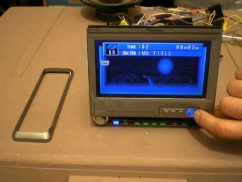 avh p6400cd videolike rh vksetup tk Pioneer AVH Wiring Harness Diagram Installation Pioneer AVH