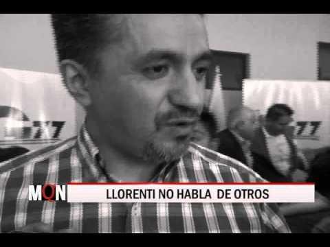 17/11/14 12:57 LLORENTI NO HABLA  DE OTROS TEMAS