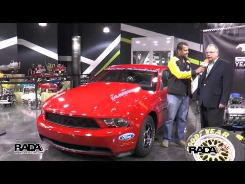 RadazoneTV 93  50 Aniversario Mustang Museo Transportacion 2014 mp4