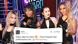 Twitter Reacts To Fifth Harmony