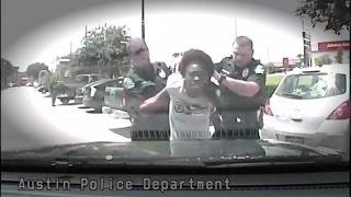 Violent Arrest of Black Woman at Traffic Stop Investigated