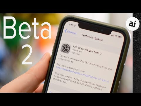 Everything New in iOS 12 Beta 2 for iPhone & iPad!