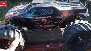 Najbrzi dzip - High Speed Buggy RC Racing Car