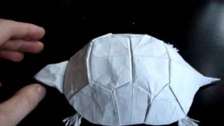 Origami Turtle