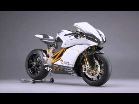 Mission R Electric Superbike | Interview
