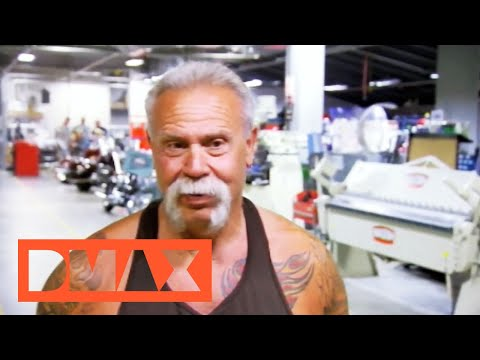 American Chopper - Elektro-Bike