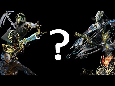 The Types of Players in Warframe