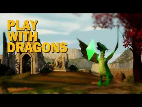 The Sims 3 Dragon Valley Launch Trailer